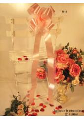 1 Noeud automatique grands pans roses