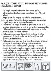1 Bougeoir fushia