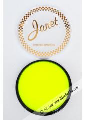 1 fard fluo jaune