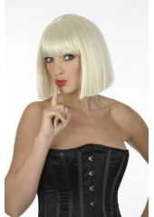 1 Perruque Crazy blonde
