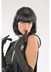 1 Perruque Cabaret noire