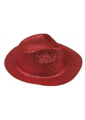 1 Chapeau Borsalino Rouge