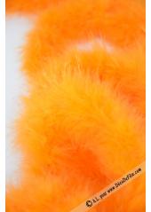 1 boa marabout orange