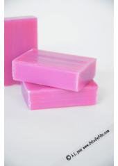 1 mini savon rectangle CASSIS