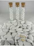 500gr Dragées Avolas Dauphine blanc