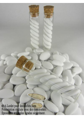 500gr Dragées Avolas Royale Sublime blanc