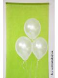 25M Tenture vert anis