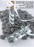 500gr Dragées Avolas Dauphine gris