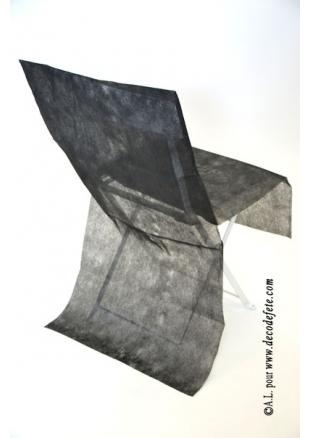 6 noeuds blanc pour housse de chaise. Black Bedroom Furniture Sets. Home Design Ideas