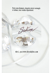 4 marque places diamant