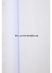 50 M Nappe papier blanc