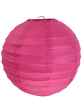 1 Lanterne FUSHIA 50 cm