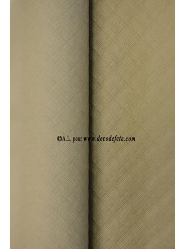 25 M Nappe papier EXTRA argile
