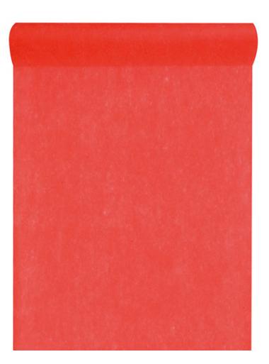 10M Chemin de table ECO rouge