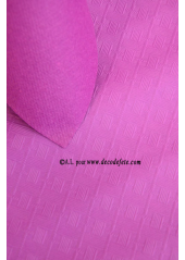 25 M Nappe papier EXTRA aubergine