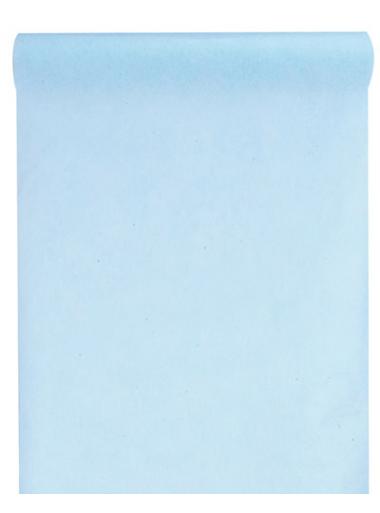 10M Chemin de table ECO bleu ciel