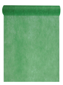 10M Chemin de table ECO vert sapin