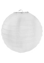 1 Lanterne BLANC 50 cm