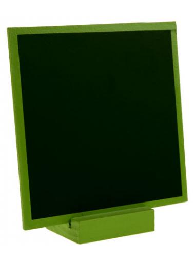 1 ardoise vert anis carrée