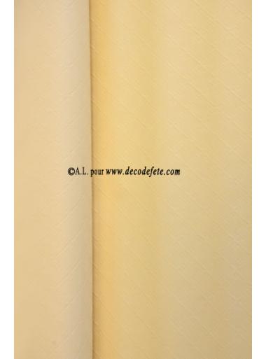 25 M Nappe papier EXTRA écru
