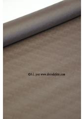 10 M Nappe papier EXTRA chocolat