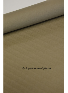 10 M Nappe papier EXTRA taupe