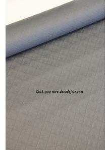 10 M Nappe papier EXTRA gris anthracite