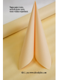 10 M Nappe papier EXTRA écru