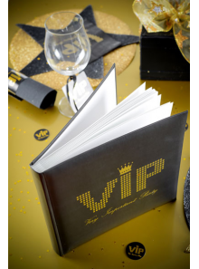 1 livre d'or VIP