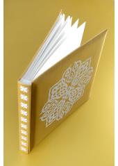 1 Livre d'or oriental or