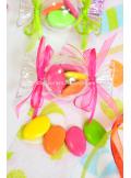 5 Boites bonbon transparent