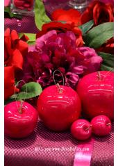 1 Pomme fushia MOYENNE