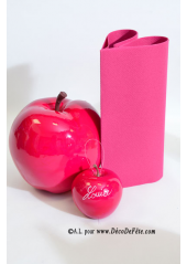 1 Pomme fushia PETITE