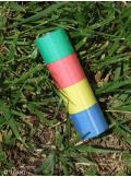 1 Serpentin papier multicolore