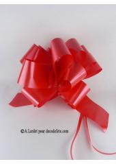 10 Noeuds automatiques classiques rouge