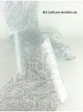 10M Superposition bandeau brillant argent