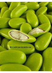 1kg Dragées éco Alsace vert anis