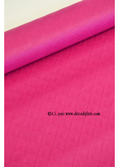 10 M Nappe papier EXTRA framboise