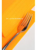 40 Serviettes ECO orange