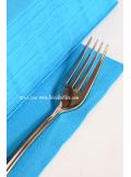 40 Serviettes ECO turquoise
