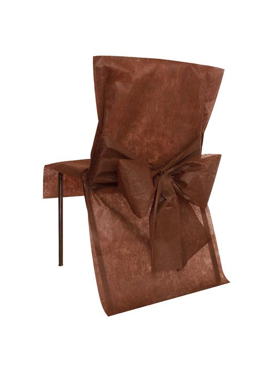 Housses De 10 Chocolat Housses 10 De Chaise Chaise 6Ybgf7y