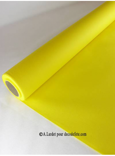 meilleur site web 1e3b0 8b1e8 10M Nappe jetable presto jaune