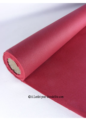 10M Nappe jetable presto bordeaux