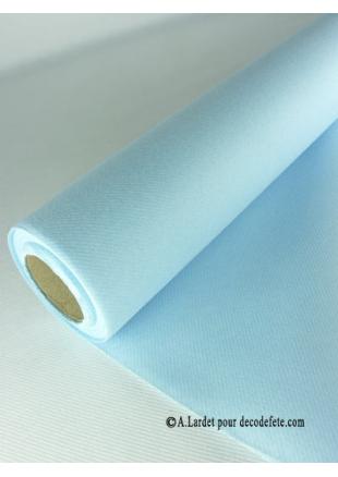 nappe papier bleu ciel table de cuisine. Black Bedroom Furniture Sets. Home Design Ideas