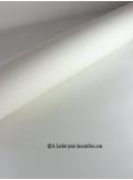 25M Nappe jetable presto blanc