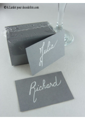 50 Mini Carte gris