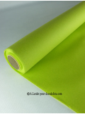 25M Nappe jetable presto vert anis
