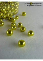 150g Perle de sucre or