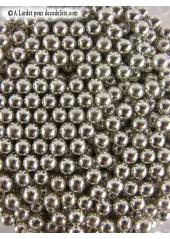 150g Perle de sucre argent