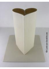 25 Serviettes jetables presto pebble stone (grège)